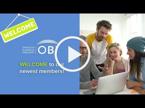 Welcome to OBI, August New Members!