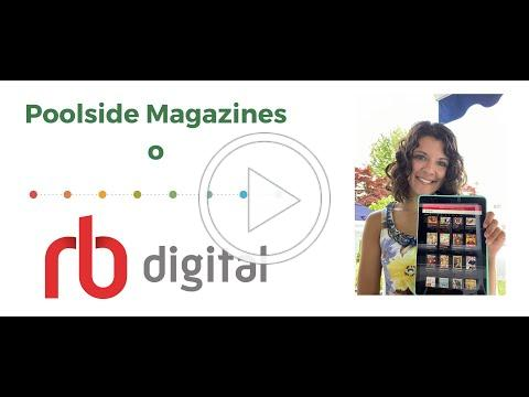 Poolside Magazines on RBDigital