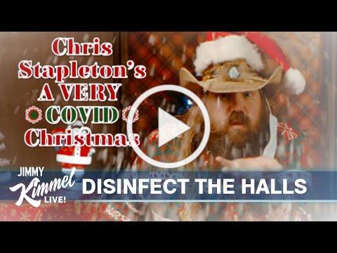 Chris Stapleton's New COVID Christmas Album!