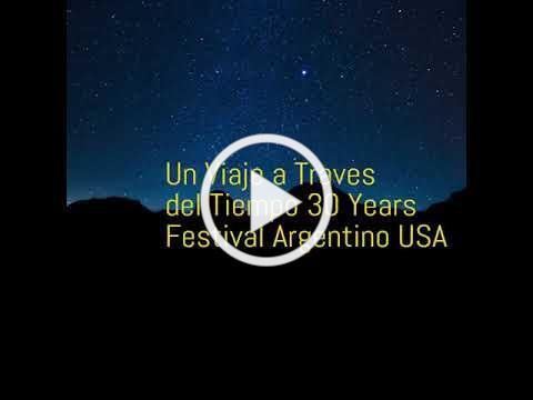 Promo Festival Argentino Online