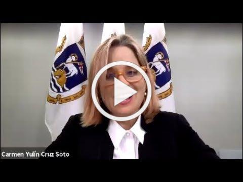 Mayor Carmen Yulin Cruz Soto Speech