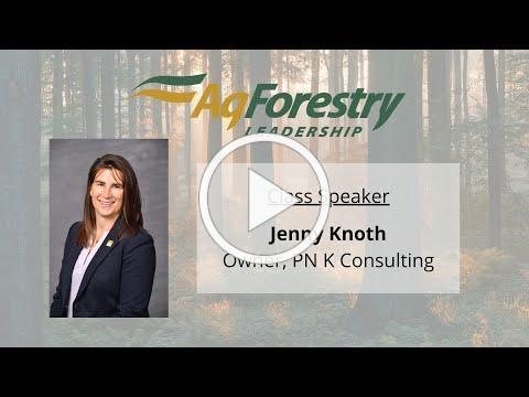 Jenny Knoth Presenation