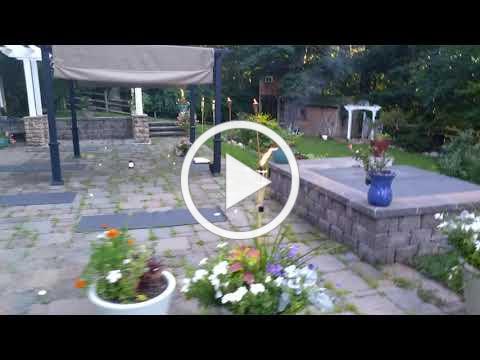 Backyard Yoga Video
