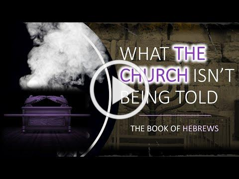 Book of Hebrews Part 30: Third Temple Failed Attempts
