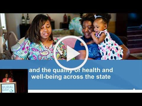 Dr. Laura Gerald | Health | Rural Day 2018