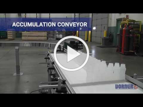 Dorner Conveyors - Powered Side Guide