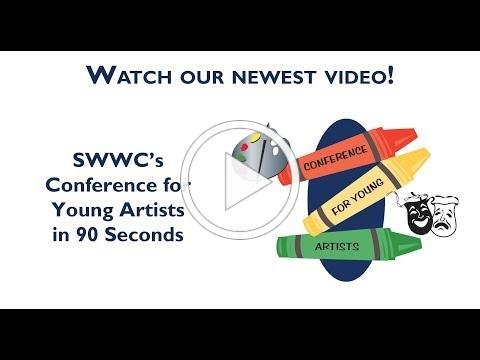 Conference for Young Artists in 90 seconds