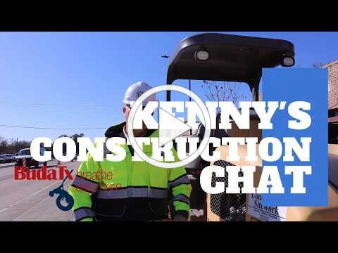 Kenny's Construction Chat - City Park - July 8, 2020