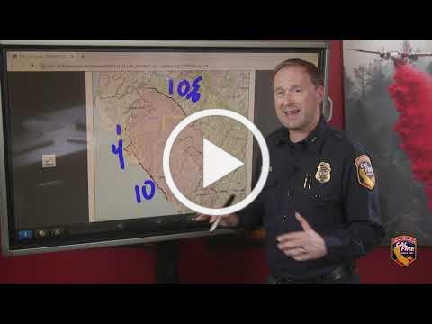 CAL FIRE What is containment