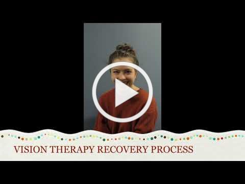 Grace's Post Concussion Vision Therapy Success Story