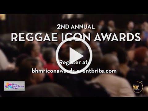 'Reggae Icon Awards' on One Caribbean Television News