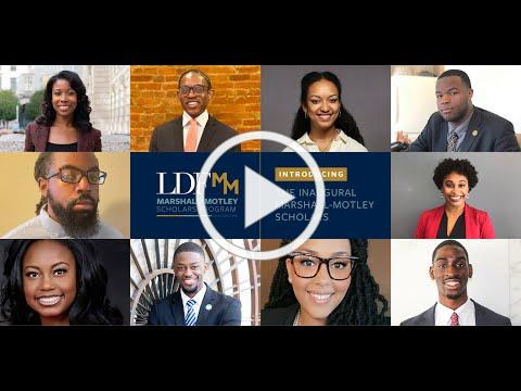 LDF Announces First Marshall-Motley Scholars (May 17, 2021)