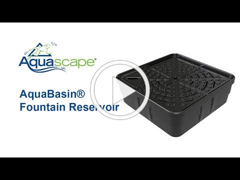 Aquascape AquaBasin® for Fountains and Water Features
