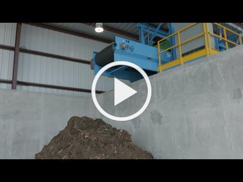 The Buzz: Balls Ford Road Compost Facility Ribbon Cutting