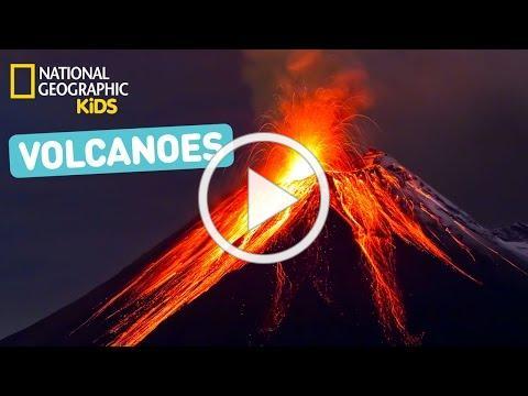 Explore Volcanoes With Nat Geo Kids! | Nat Geo Kids Volcano Playlist