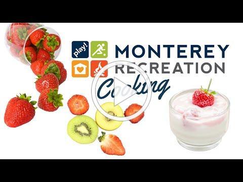 Monterey Recreation Presents: That's Good! Cream Cheese Fruit Dip