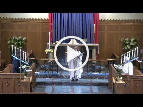 Easter Eucharist 4 04 21