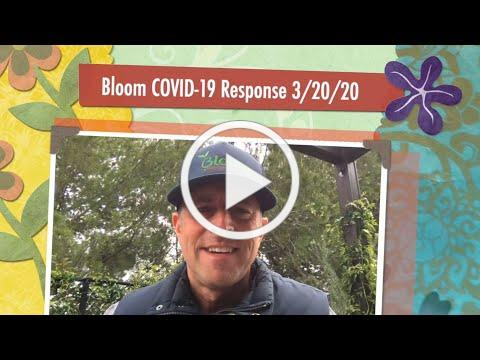 Bloom Senior Living COVID 19 Response