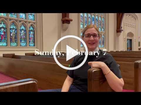 An Invitation from Dean Kate: Annual Meeting 2021