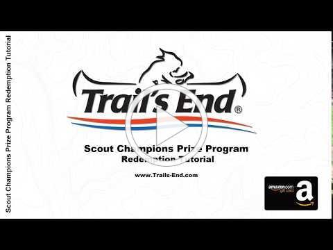 Unit Leader Instructions - Scout Champions Prize Program