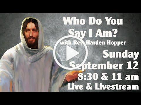 Mt Zion UMC Marietta Livestream - September 12, 2021
