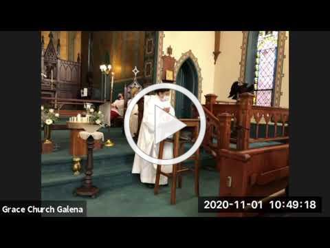 Grace Church Galena All Saints 2020