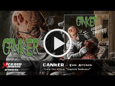 CANKER - Evil Attack [2021]