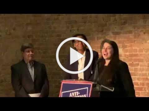 Katie Fahey Anti Corruption Award 2019 Honoree