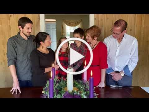 Advent Week 4: Joy (Woodruff Family)