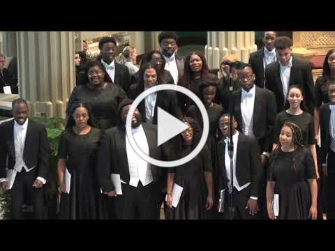 The Aeolians of Oakwood University