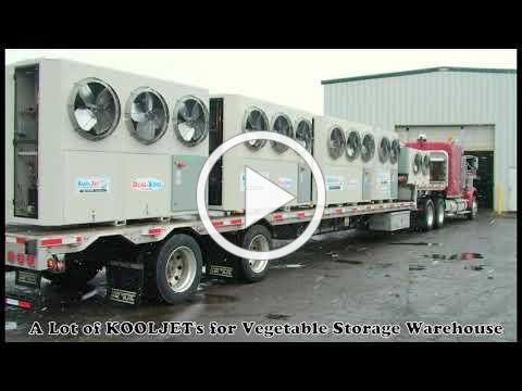 KOOLJET Agrindustrial Refrigeration Systems