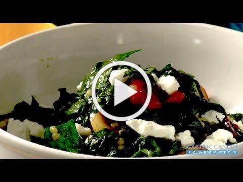 Gesundheit Kitchen - Episode 4: Kale Salad Vinaigrette