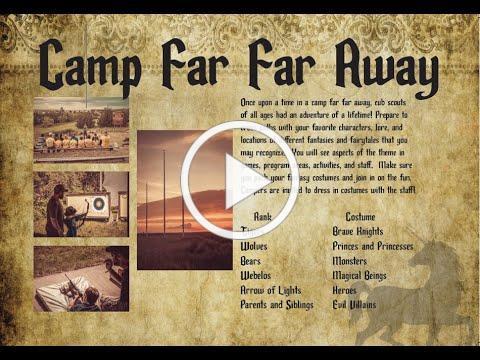 Cub Camp Promo