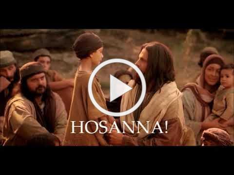 Hosanna - A Palm Sunday Song