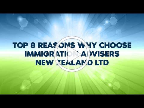 Top 8 Reasons Why Choose Immigration Advisers New Zealand Ltd