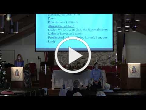 Ordination & Installation of Church Officers