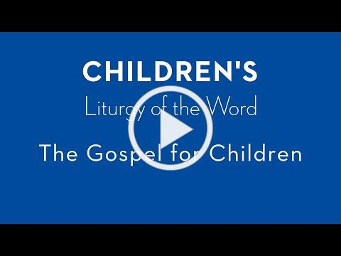 Children's Liturgy of the Word 2019