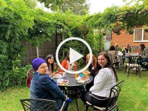 First day of school - Ayurvedic Lifestyle & Nutrition Course 2019