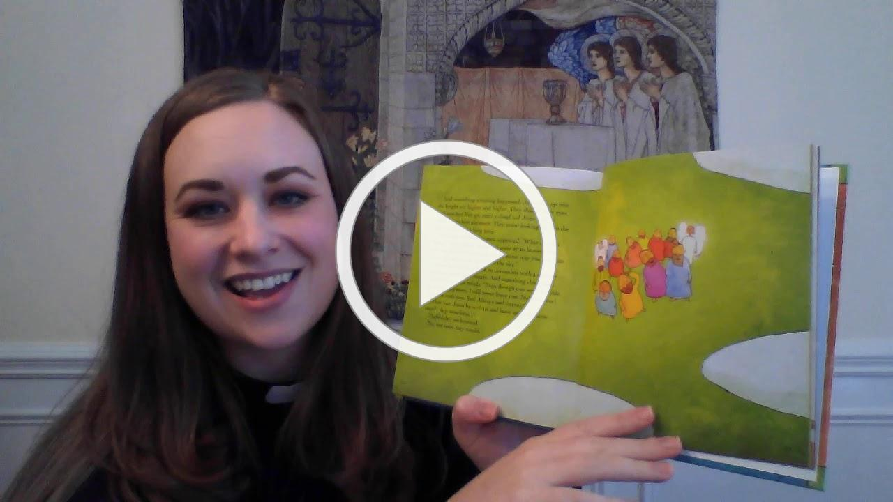 Children's Sermon Easter 7A