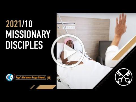 Missionary disciples - The Pope Video 10 - October 2021