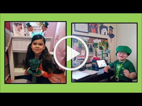 Dool Elementary St Patricks Day 2021
