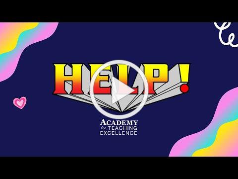 The Academy is Here to HELP!