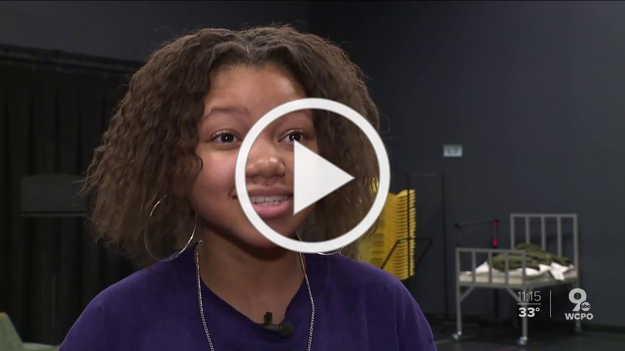 14-year-old honors student is Cincinnati's first black 'Annie'