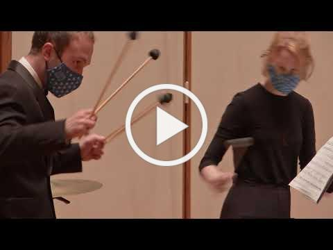Mercury Rising by Nathan Daughtrey, Luther College Symphony Orchestra