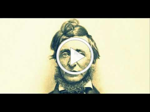 Henry David Thoreau Biography