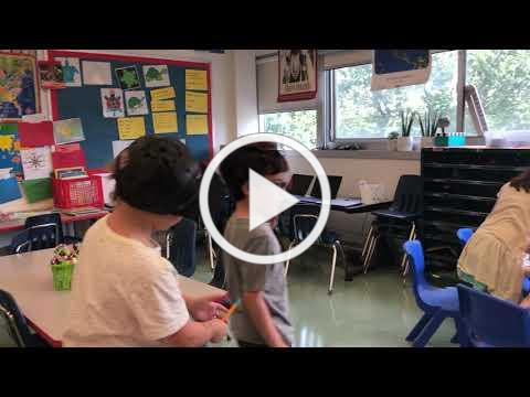 A Peek into Mr. Salk's 1st/2nd Grade Classroom