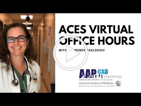 """ACEs Virtual Office Hours Highlight - """"Always Have A Door Open"""""""