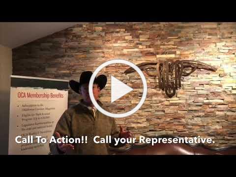 Feb. 10, 2020 OCA Member Call To Action