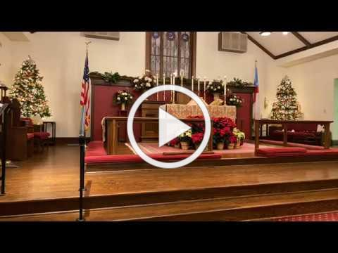 Christmas Eve at St. Margaret's 2019