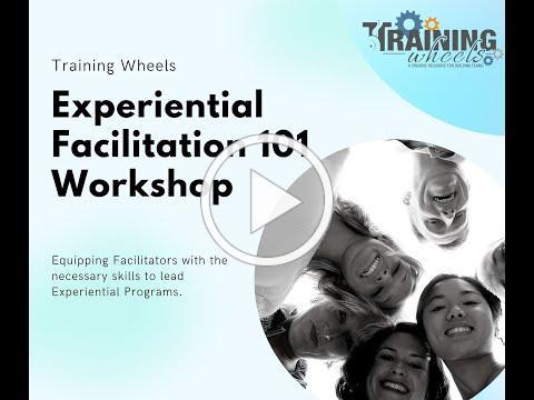 Experiential Facilitation 101 Course Testimonial
